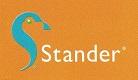 logotipo stander
