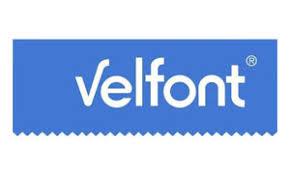 Logotipo Velfont