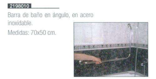 Barra de Baño