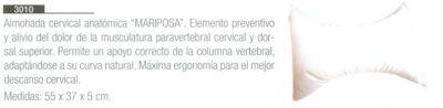 Almohada Cervicaal