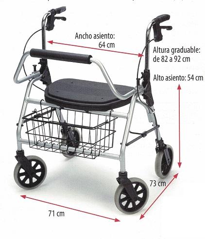 maxi rollator