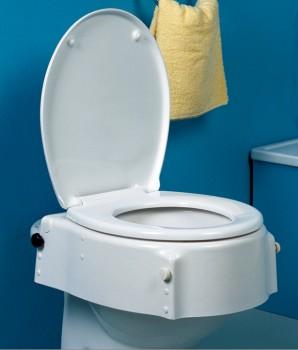 Elevadores de WC Regulables