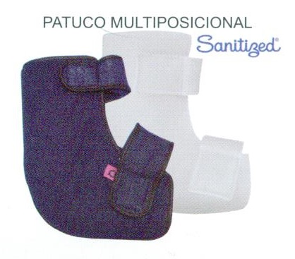 Patuco Multiposicional Sanitized