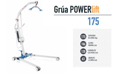grúa powerlift 175