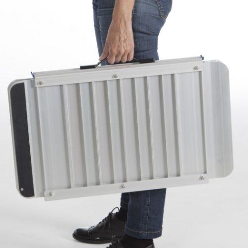 rampa tipo maleta plegable