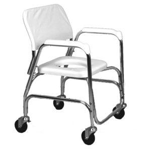 silla ruedas cuidado personal