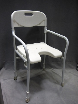 sillas de baño plegables