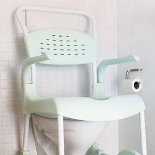 silla de ducha