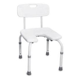 silla de ducha samba forma u