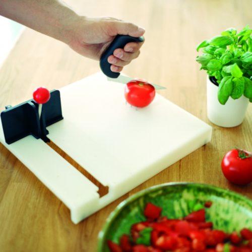 tabla de cortar para verduras