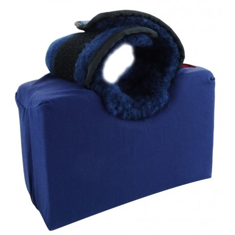 talonera color azul