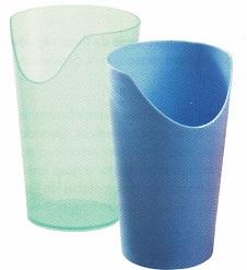 Vaso NOSEY. Ideal para personas con artritis o movilidad reducida.