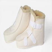 Boots, Booties, and Heel Protectors