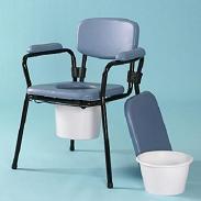 sillas con inodoro incorporado