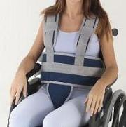 Pelvic, Trunk and Vest Restraint Belts