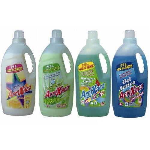 Detergente Gel Activo Arrixaca