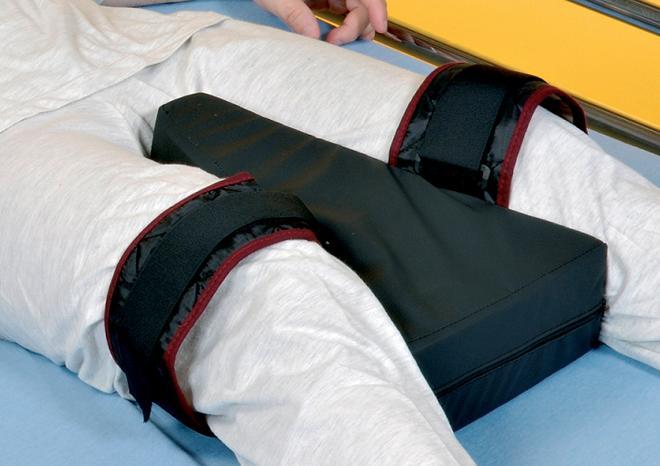 Triangulo de Abducción, Ajustable con Velcro - Asister
