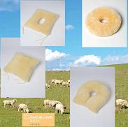 Cojines y Fundas NATURLAMB BASIC - Natural