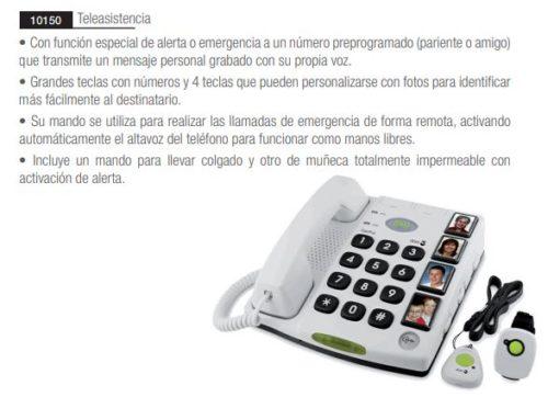 Teleasistencia Teléfono