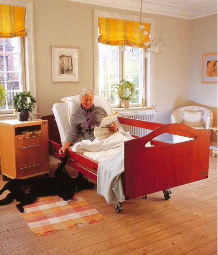 Transformar una habitación para personas mayores