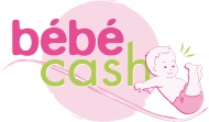 logotipo bébécash