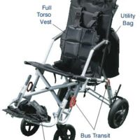 silla mobilidad TROTTER