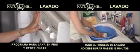 Cojín Herradura Antiescaras NATURLAMB BASIC