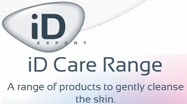 logotipo id care range