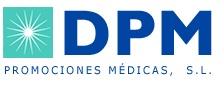 logo DPM Promociones Médicas