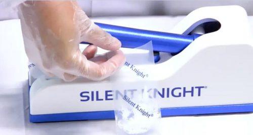 Aplastador de medicamentos Silent Knight