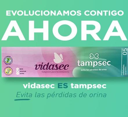 abf8dffcd1 Tampones VIDASEC