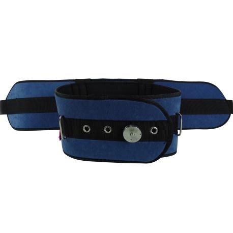 cinturón Abdominal Acolchado IRON CLIP