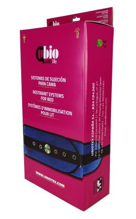 embalaje producto de sujeción alcolchado IRON CLIP
