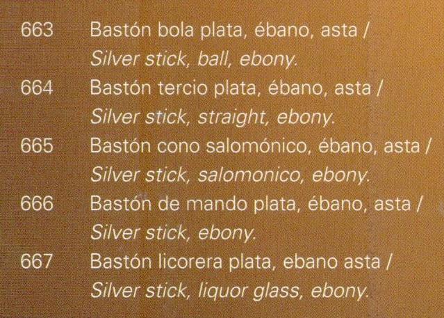 Modelos Bastón De Fantasia