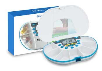 Pastillero Con Alarma VitaCarry. Un producto revolucionario.