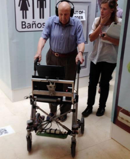 Un Andador Robotizado