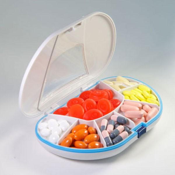 pastillero diario
