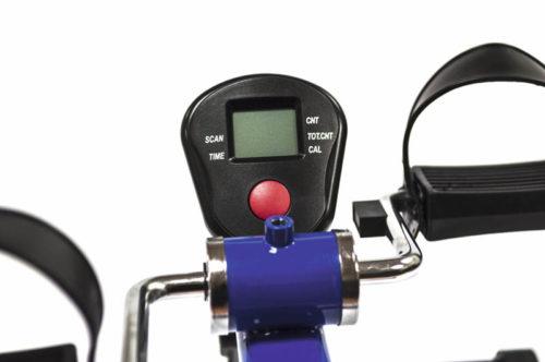 Pedalier Plegable Con Monitor Digital