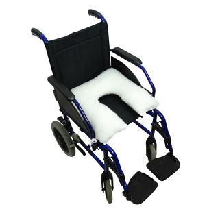 cojín para la silla de ruedas