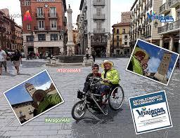 visitantes con movilidad reducida
