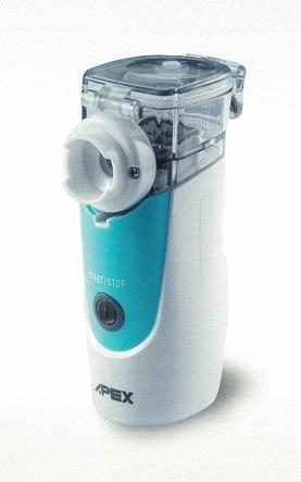 MobiMesh Nebulizador. Tratamiento de enfermedades respiratorias