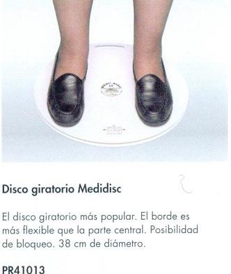 Disco Giratorio Medidisc