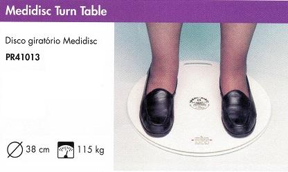 disco giratorio turn table