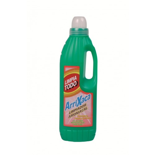 limpiador amoniacal