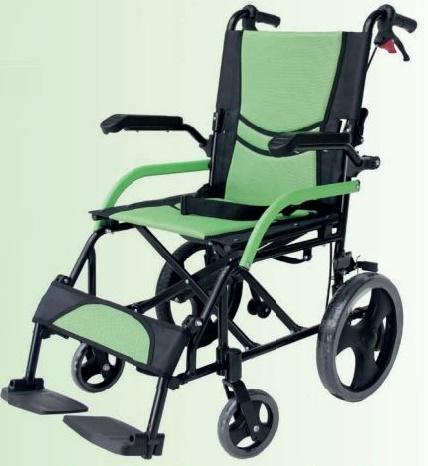 silla para transportar y viajar de aluminio duradera