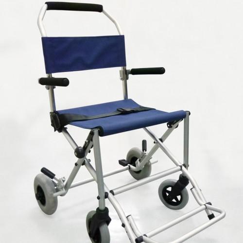 Sillas de ruedas de transferencia transporte viaje asister - Silla de ruedas de transferencia plegable y portatil ...