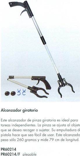 Alcanzador Giratorio