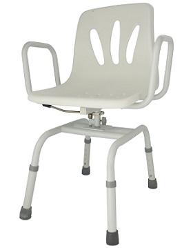 asiento para duchar patas con conteras