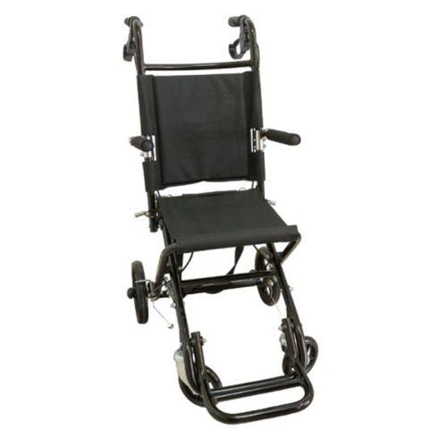 silla de ruedas de transporte
