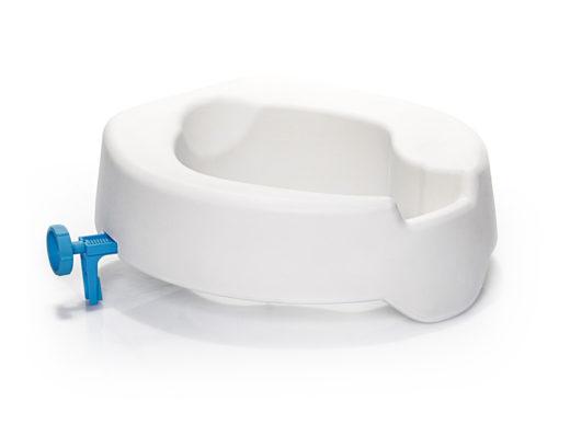 Elevador Inodoro TSE-SENSE BLANDO De WC. Hasta 200 kg. Facilita el acceso al inodoro y de una forma segura y cómoda.